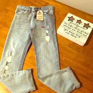 Levi's Girlfriend Girls Jeans